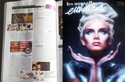 Parution dans les nouvelles esthétiques magazine