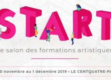 START - Le salon des formations artistiques